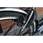 Raleigh Modus Low Step Black/Bronze